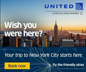 United Airlines New York Deals