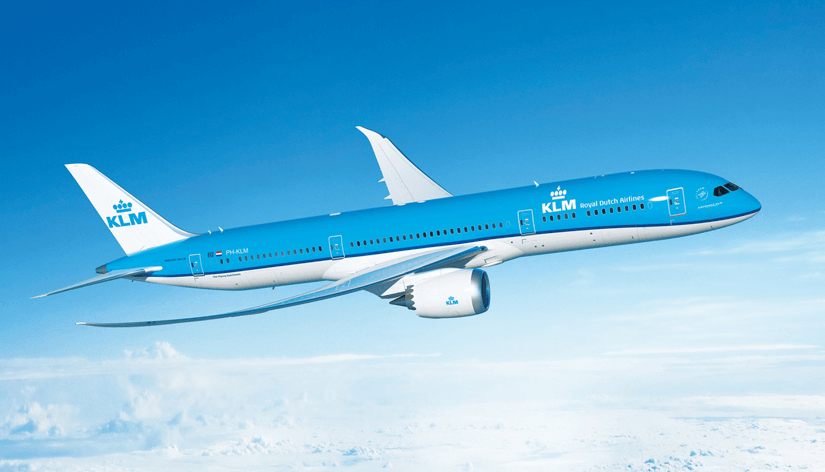 KLM Flight Booking