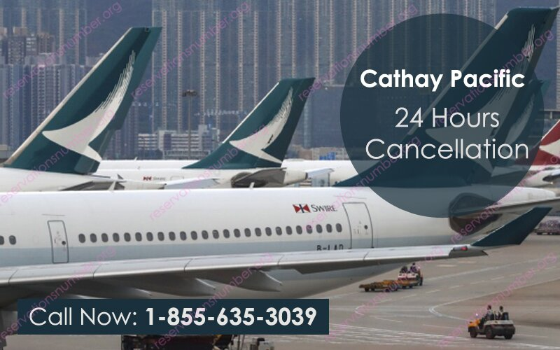 Cathay Pacific Cancellation Policy