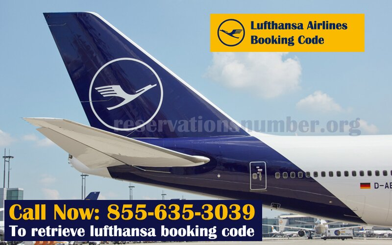 Lufthansa Airlines Booking Code