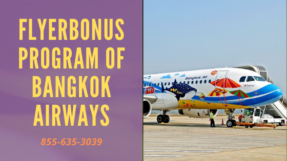 FlyerBonus Program of Bangkok Airways