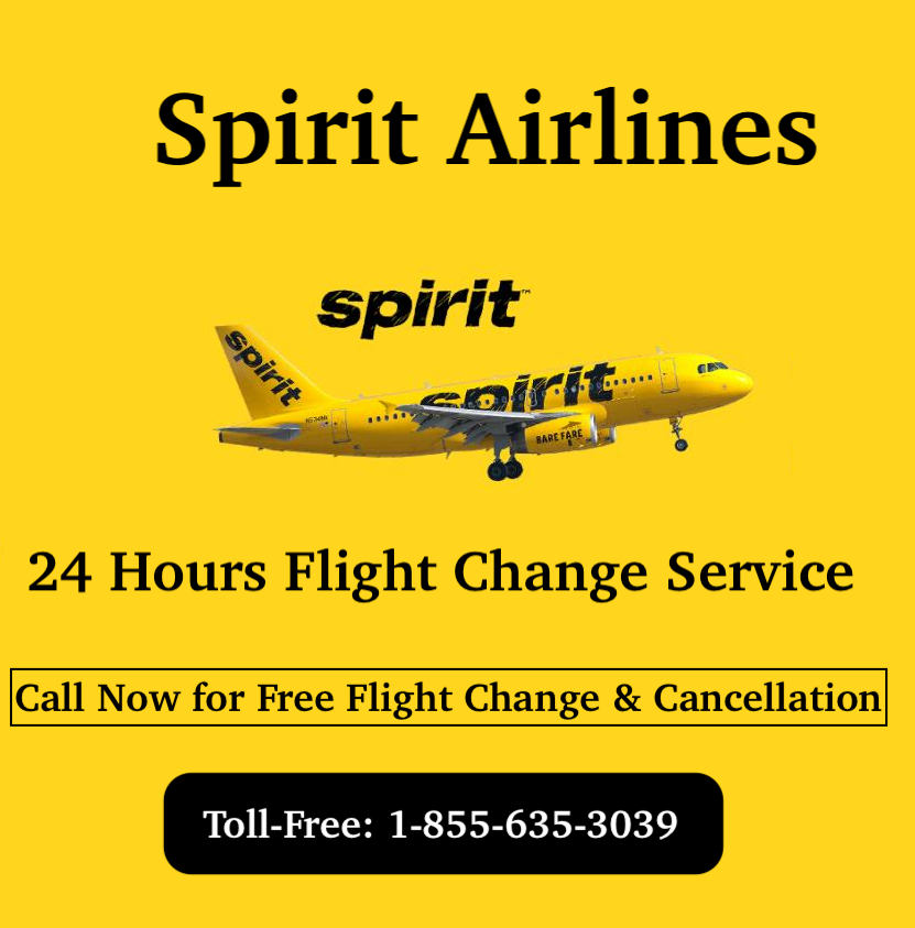 Spirit Airlines Change Flight