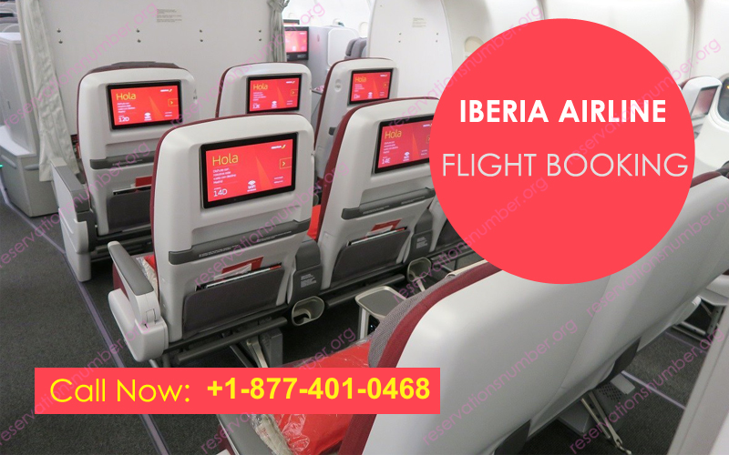 Iberia Airlines Booking and Reservations