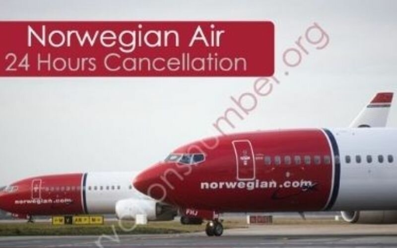 Norwegian Air Cancellation Policy