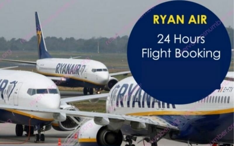 Ryanair Booking