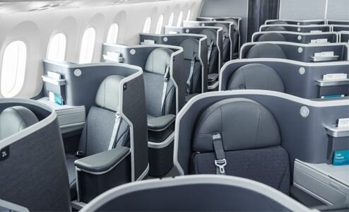 American Airlines Seats